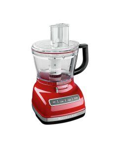 Robot Culinaire 14 Tasses avec Ens. de Tranchage Commercial Rouge Empire