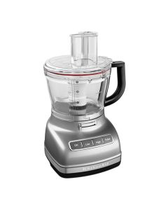 Robot Culinaire 14 Tasses Avec Ens. de Tranchage Commercial Contour Argent