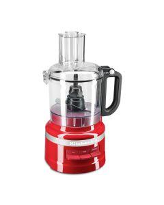 Robot Culinaire de 7 Tasses Rouge Empire